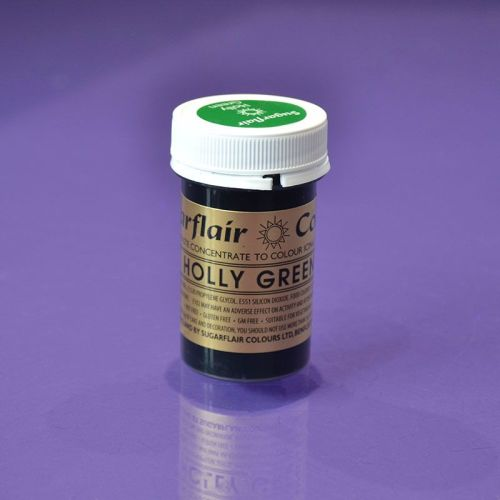 Paste Colours 25g - Holly Green