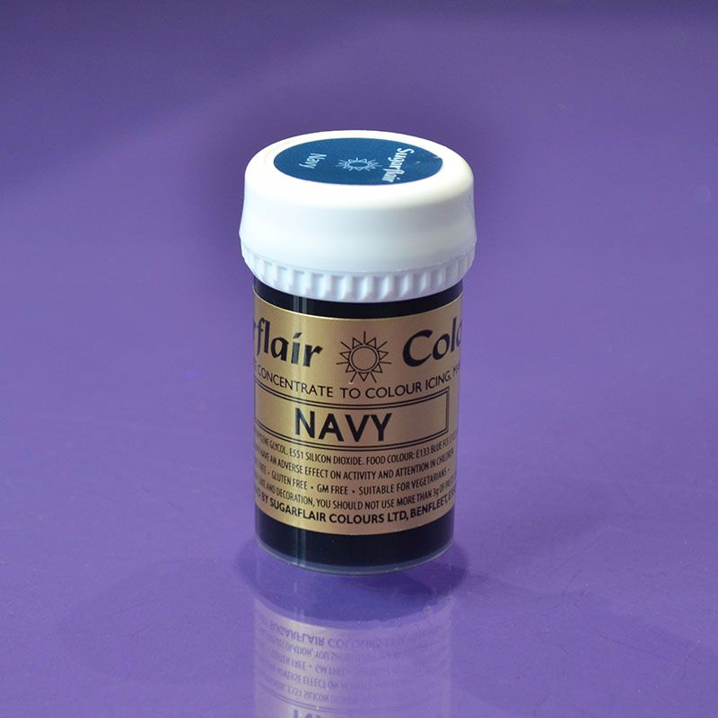 Paste Colours 25g - Navy Blue