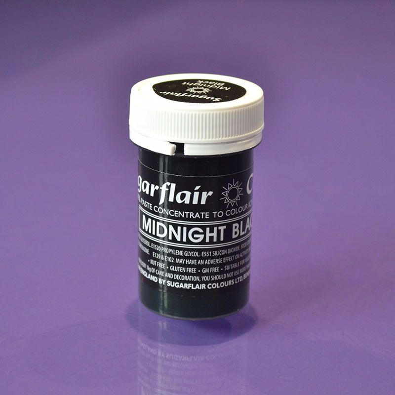 Paste Colours 25g - Pastel Midnight Black