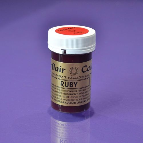 Paste Colours 25g - Ruby