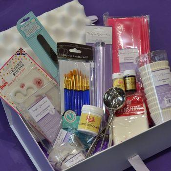 Cupcake Decorating Kit - Essentials Starter Kit