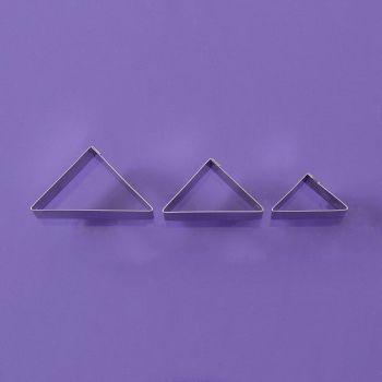 Triangles x 3