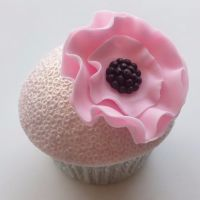 Truly Sweetly Madly Cupcakes Mould - Sequin Embossing Mat