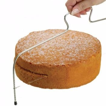 "Adjustable Cake Cutting Wire 40cm/16"" width"