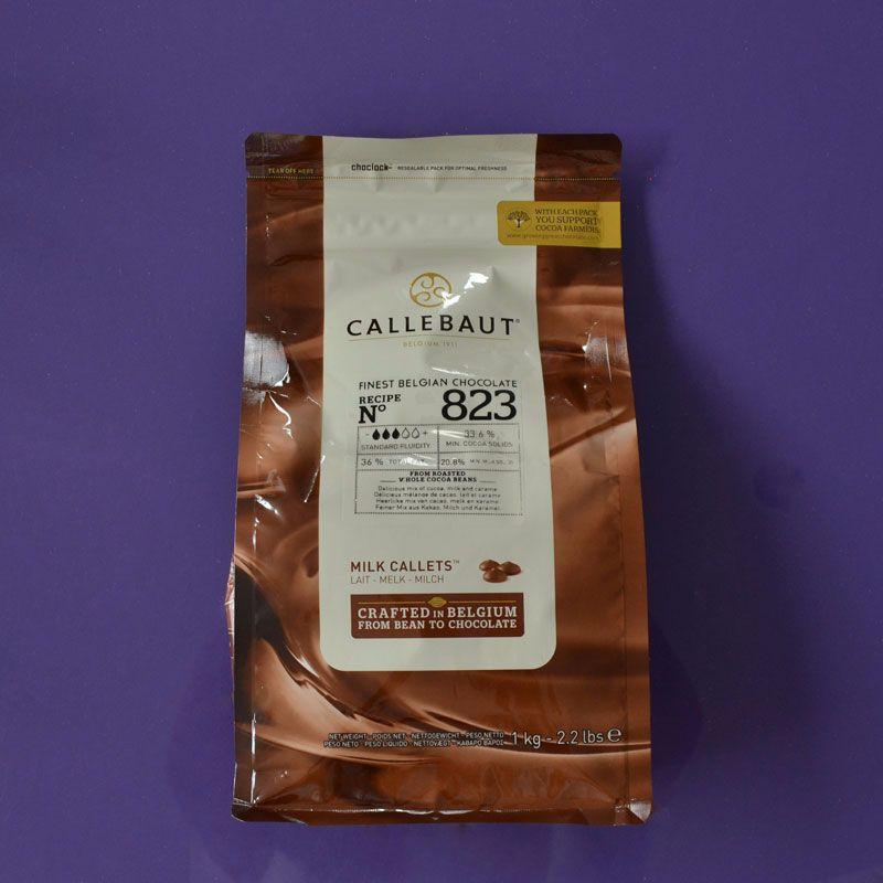 Callebaut 1kg Bags - Milk