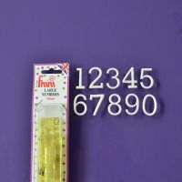 Tappits:  FMM Cupcake Numbers Large 30mm