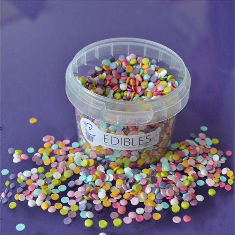 Confetti - Shimmer Rainbow