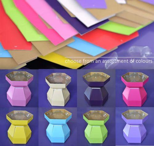 Cupcake Bouquet Box - Bundle Deals - Box, invisiTray and BOWS