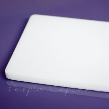 Flower Foam Pad - White