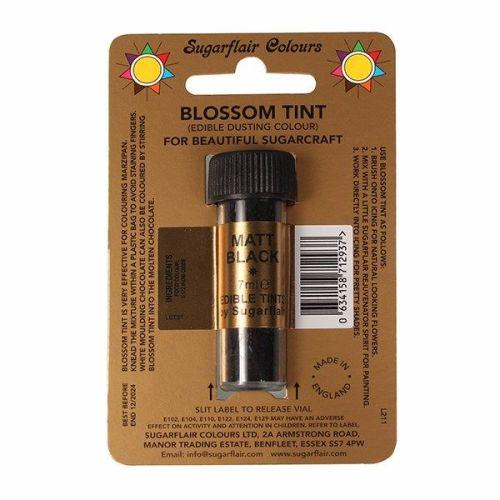 Blossom Tint - Matt Black