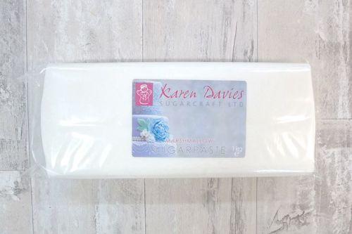 Karen Davies Sugarpaste MARSHMALLOW 1kg