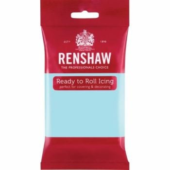 Renshaw Ready To Roll Icing - Duck Egg Blue
