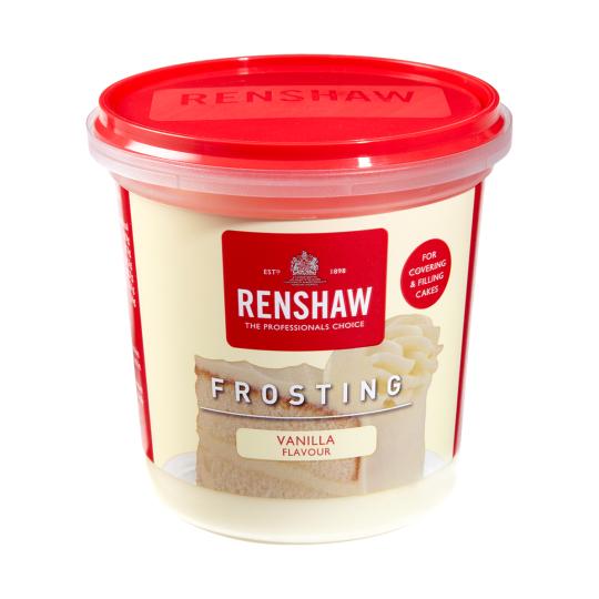 Renshaw Frosting & Marzipan