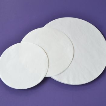 Greaseproof Paper Circles Pack of 25