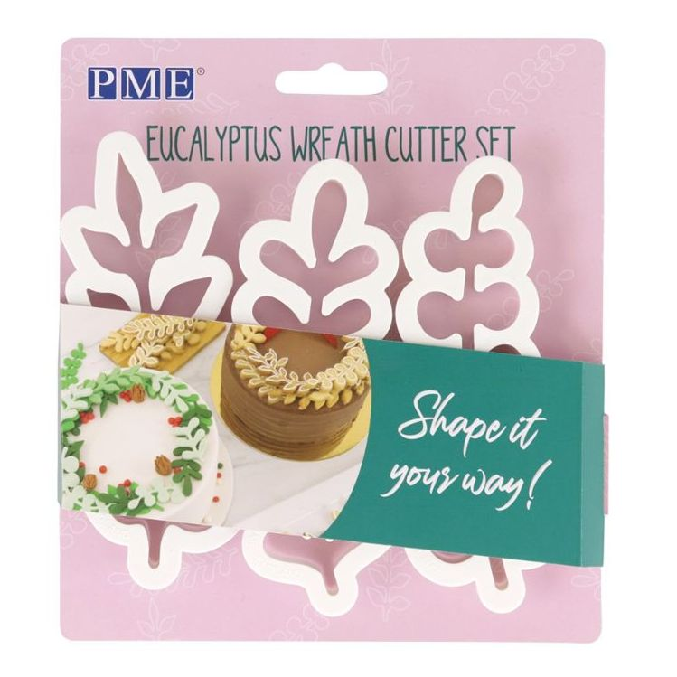Cutters: Bows, Butterflies, Leaves