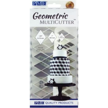 PME Geometric Multicutter - Diamond