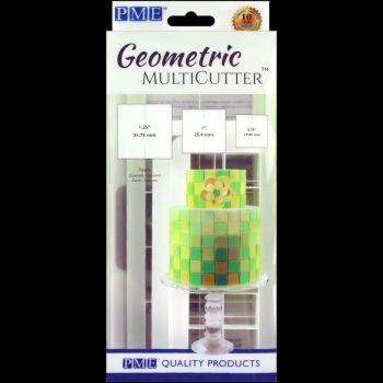 PME Geometric Multicutter - Square