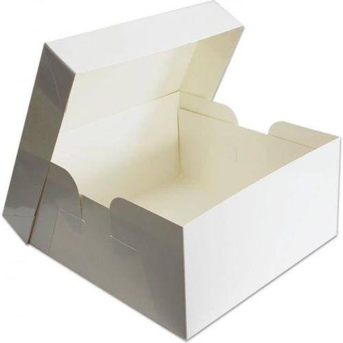 White Cake Box - 6