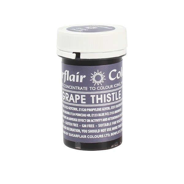 Paste Colours 25g - Grape Thistle