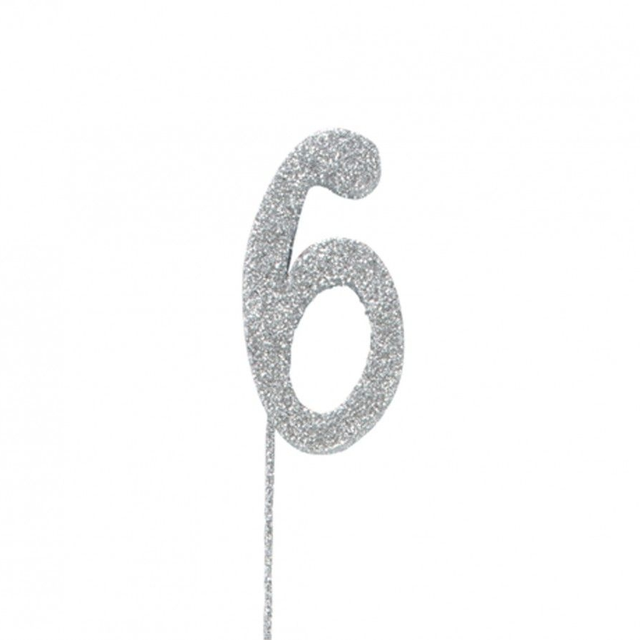 Glitter Picks:Number 6