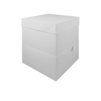 """Cake Side Extension for 14"""" Cake Boxes"""