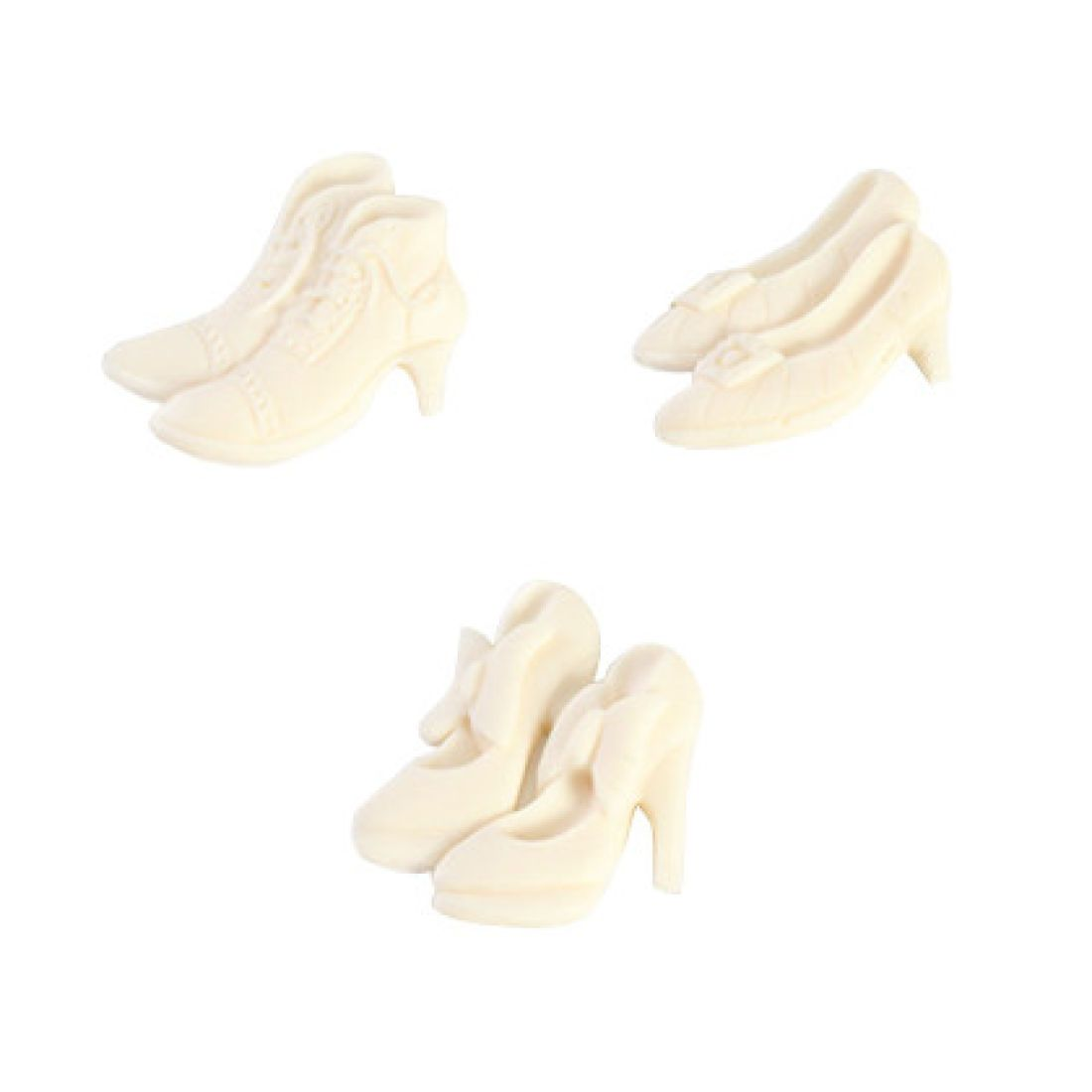 SK Great Impressions Silicone Mould Shoes