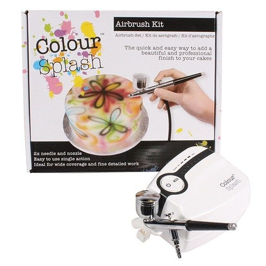 Airbrushing - Equipment & Colours