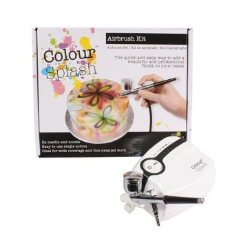 Airbrush - Colour Splash Airbrushing Kit