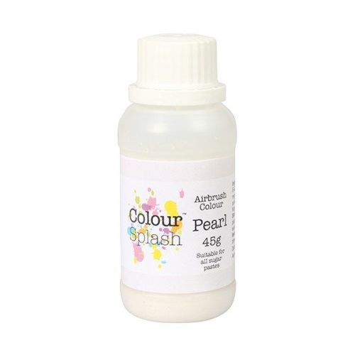 Colour Splash Airbrush Colours 45g - Pearl