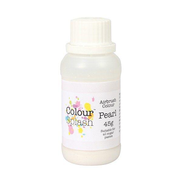Colour Splash Airbrush Colours 45g - Pearl