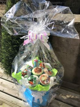Cupcake Bouquet Cover (Pack of 5)
