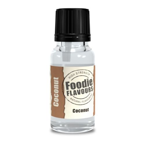 Foodie Flavours 15ml - Coconut