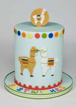 FMM Cutter - Mummy and Baby Llama Set