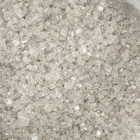 Sugarflair Silver Sparkling Shimmer Sugar 100g