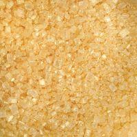 Sugarflair Gold Sparkling Shimmer Sugar 100g