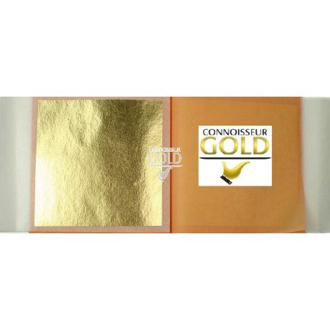 Edible Gold Leaf 24ct - 1 Leaf