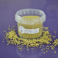 Edible Gold Balls - 2mm