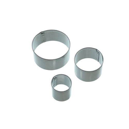 Circle Cutters - Pack of 3