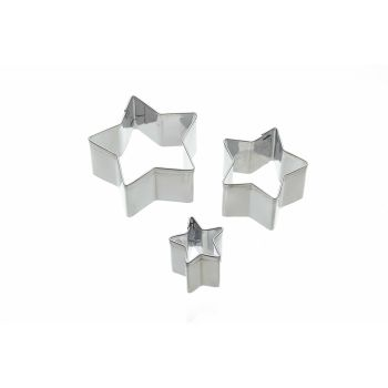 Star Cutters - Pack of 3