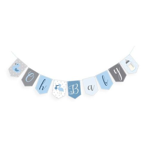 Oh Baby Bunting - Blue