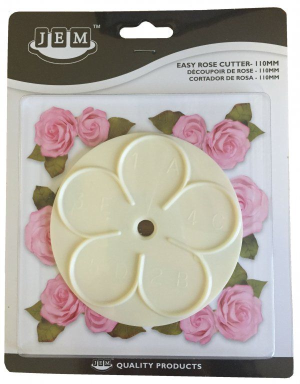 Easy Rose Cutter Jem 110mm