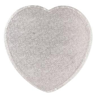 "Heart Shaped Cake Drum - 12"""