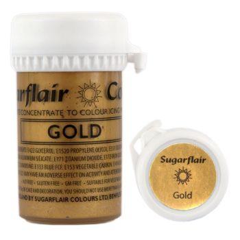 Satin Paste - Gold 25g