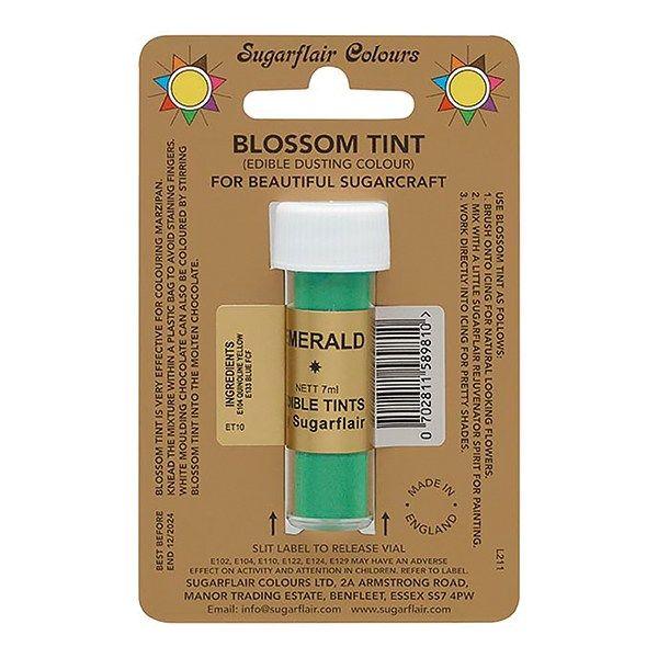 Blossom Tint - Emerald Green