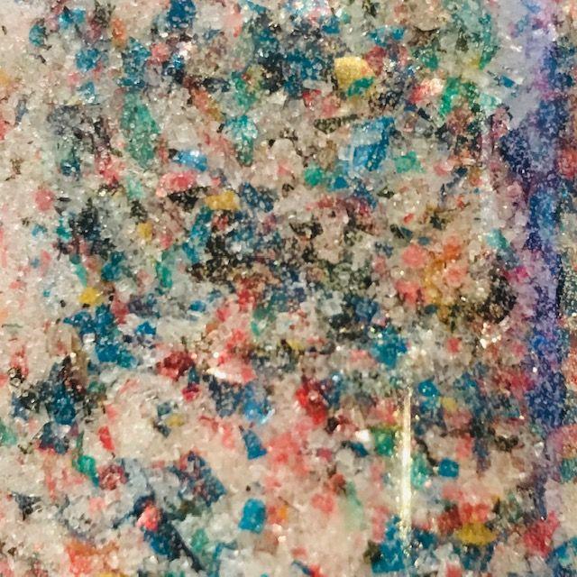 Sugarflair Rainbow Multi Sparkling Shimmer Sugar 100g