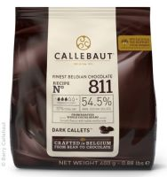 Callebaut Dark Chocolate 400g