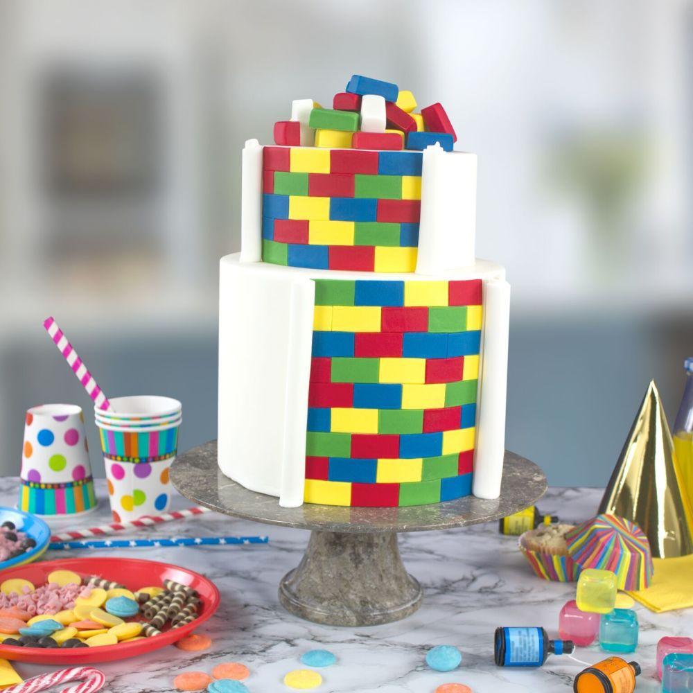 PME Geometric Multicutter - Bricks Set of 3