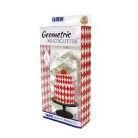 PME Geometric Multicutter - Diamonds Set of 3