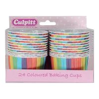 Baking Cups - Rainbow