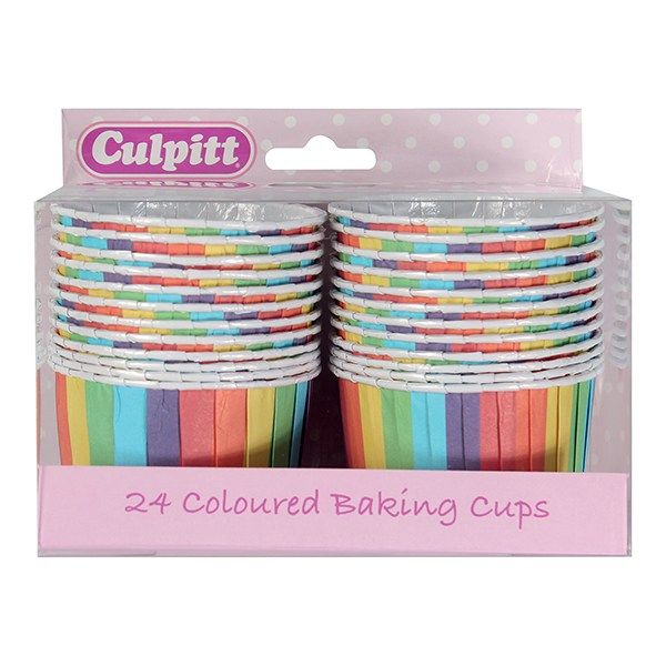 Baking Cups - Rainbow